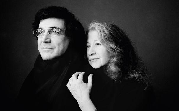 Martha Argerich, Gipfeltreffen zweier Weltklasse-Pianisten - Argerich und Babayan spielen Prokofjew
