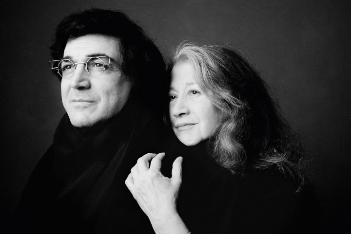 Sergei Babayan and Martha Argerich