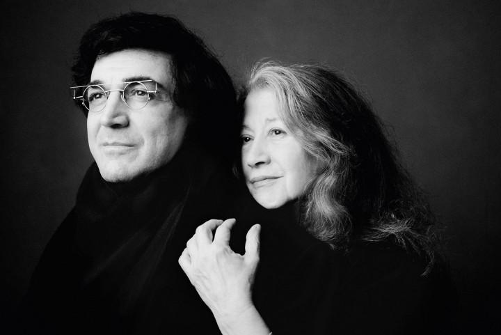 Sergei Babayan and Martha Argerich