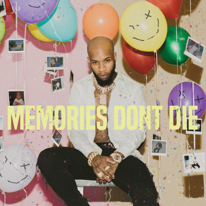 Cover Memories Don't Lie Tory Lanez