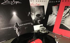 JazzEcho-Plattenteller, Melody Gardot - nichts an außer dem Verstärker