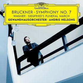 Andris Nelsons, Bruckner: Sinfonie Nr. 7 / Wagner: Siegfrieds Tod und Trauermarsch, 00028947984948