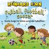 Reinhard Horn, Fußball, Football, Soccer