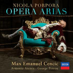 Max Emanuel Cencic, Porpora: Opera Arias, 00028948332366