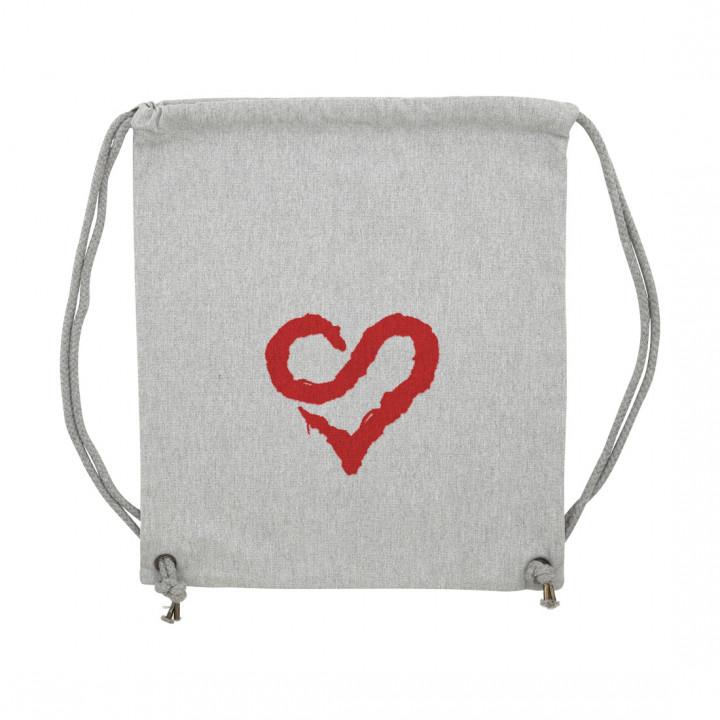 Logo Heart Red