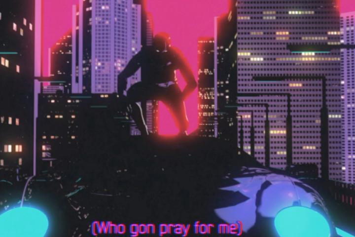 Pray For Me (Lyric Video)