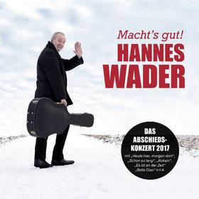 Hannes Wader, Macht's gut!, 00602567445128