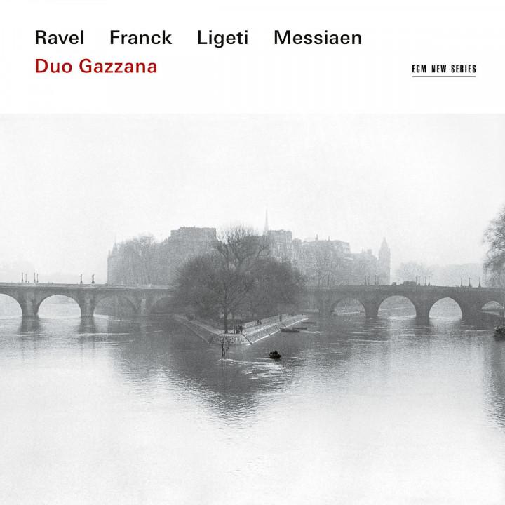 Ravel, Franck, Ligeti, Messiaen