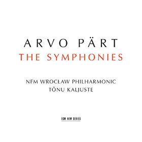 Arvo Pärt, Arvo Pärt: The Symphonies, 00028948168026