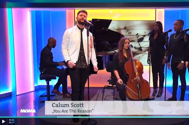 Calum Scott - Das Erste ARD-Morgenmagazin