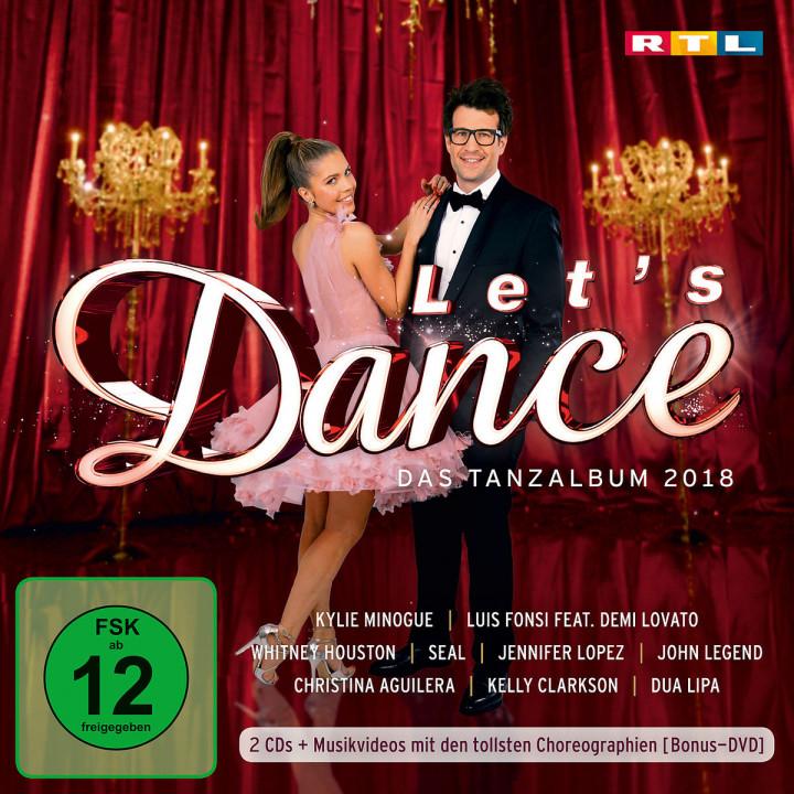 Let's Dance - Das Tanzalbum 2018