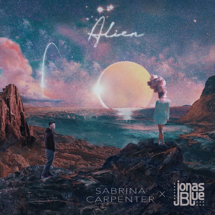 Jonas Blue & Sabrina Carpenter - Alien Cover