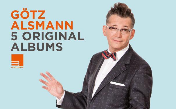 5 Original Albums, Götz Alsmann - Mission: Jazzschlager