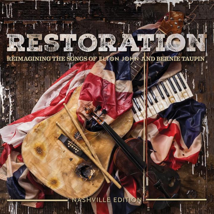 Elton John Restoration 2018