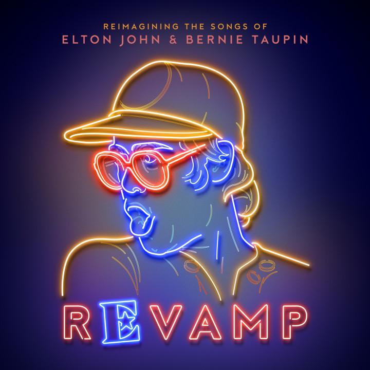 Revamp Cover- Elton John