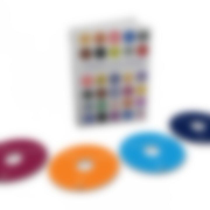 Cover Andrew Lloyd Webber Unmasked 4CD