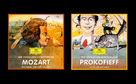Wir entdecken Komponisten, Erfindungsreich - Die beliebte Serie Wir entdecken Komponisten lockt mit Musik und Geschichten von Mozart und Prokofiev