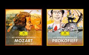 Wir entdecken Komponisten, Erfindungsreich - Die beliebte Serie Wir entdecken Komponisten ...