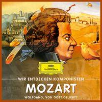 Will Quadflieg, Wolfgang Amadeus Mozart - Wolfgang, von Gott geliebt?, 00028947999393