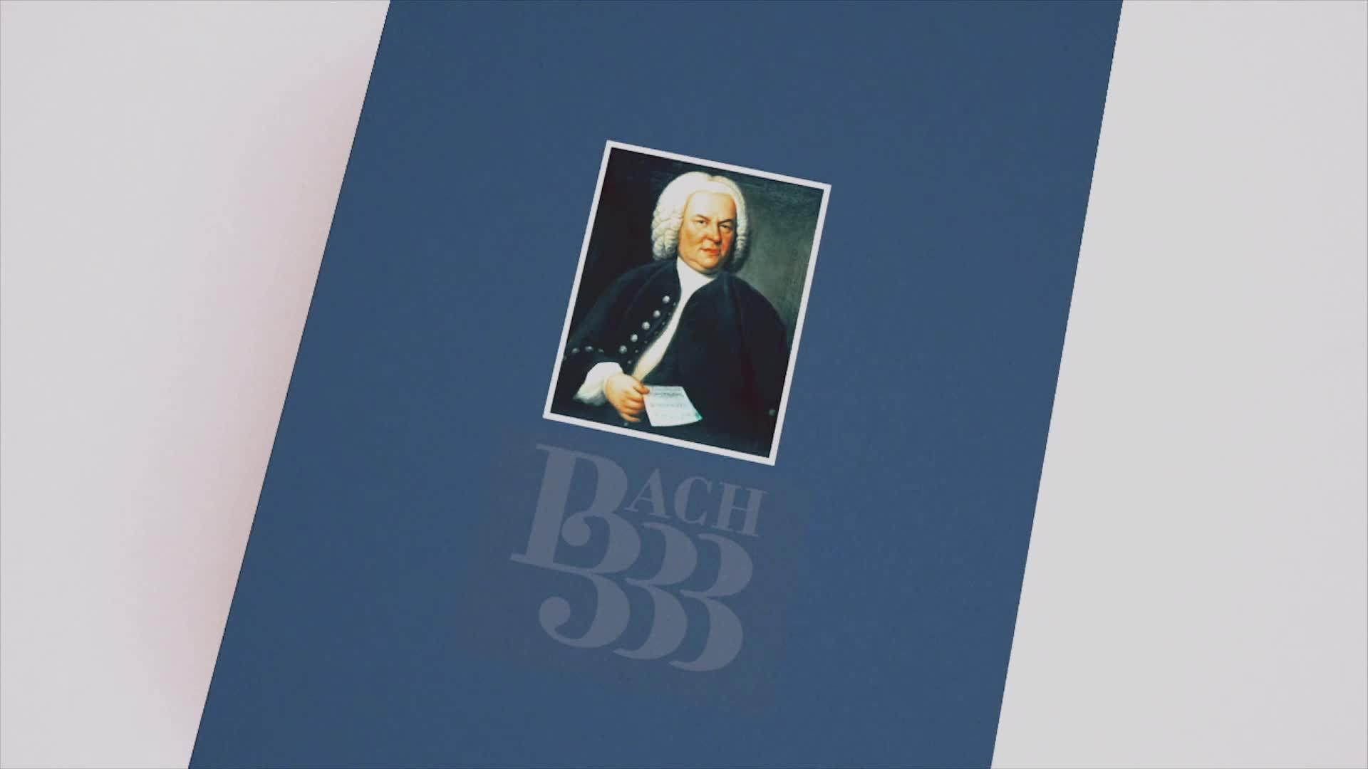 Johann Sebastian Bach, Bach 333 (Teaser)