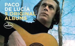 5 Original Albums, Bescheidener Flamenco-Gott - fünf Paco-de-Lucía-Klassiker in ...