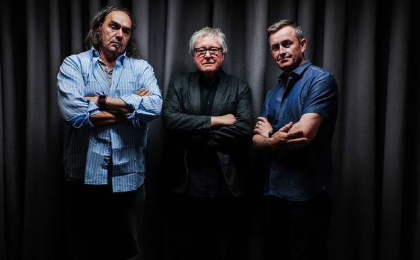 ECM Sounds, Arild Andersen - akustisches Powerhouse-Trio