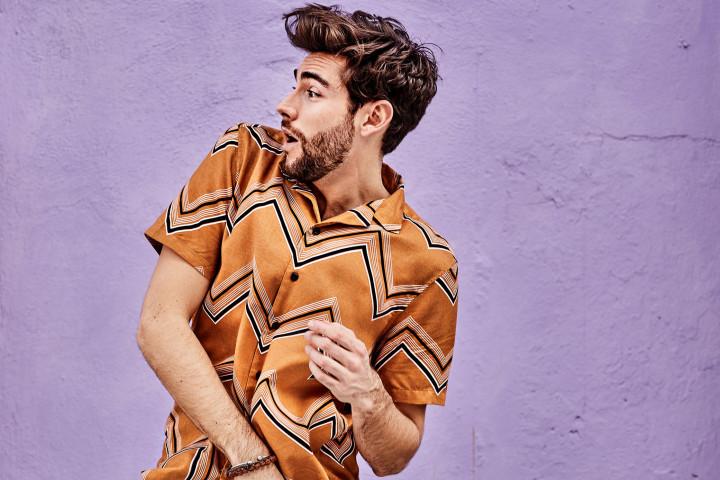 Alvaro Soler - La Cintura - Webgrafik HD - 2018