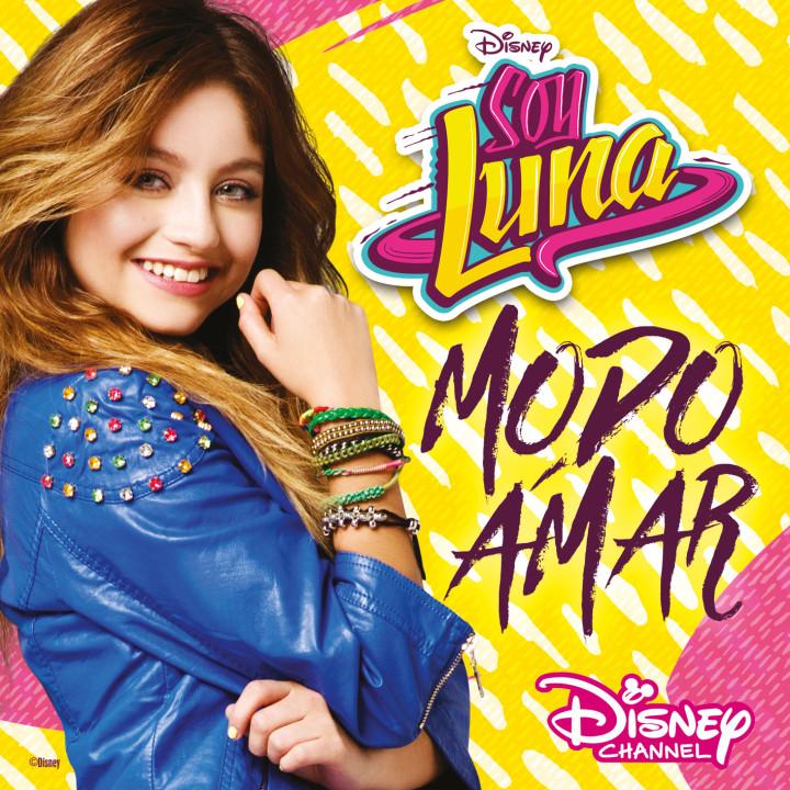 Soy Luna Modo Amar Cover