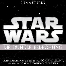 Star Wars - Soundtrack, Star Wars: Die Dunkle Bedrohung, 00050087390303