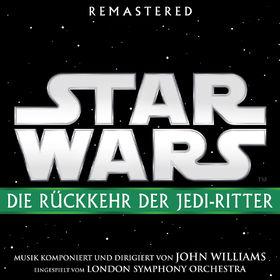 Star Wars - Soundtrack, Star Wars: Die Rückkehr der Jedi-Ritter, 00050087389321
