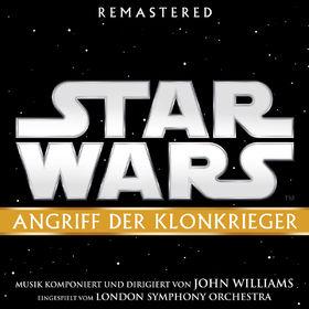 Star Wars - Soundtrack, Star Wars: Angriff der Klonkrieger, 00050087389604
