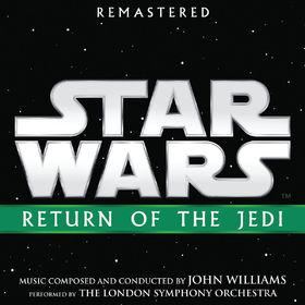 Star Wars - Soundtrack, Star Wars: Return of the Jedi, 00050087364243