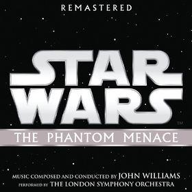 Star Wars - Soundtrack, Star Wars: The Phantom Menace, 00050087364274