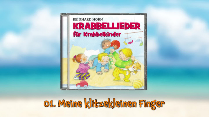 Krabbellieder für Krabbelkinder - Albummix