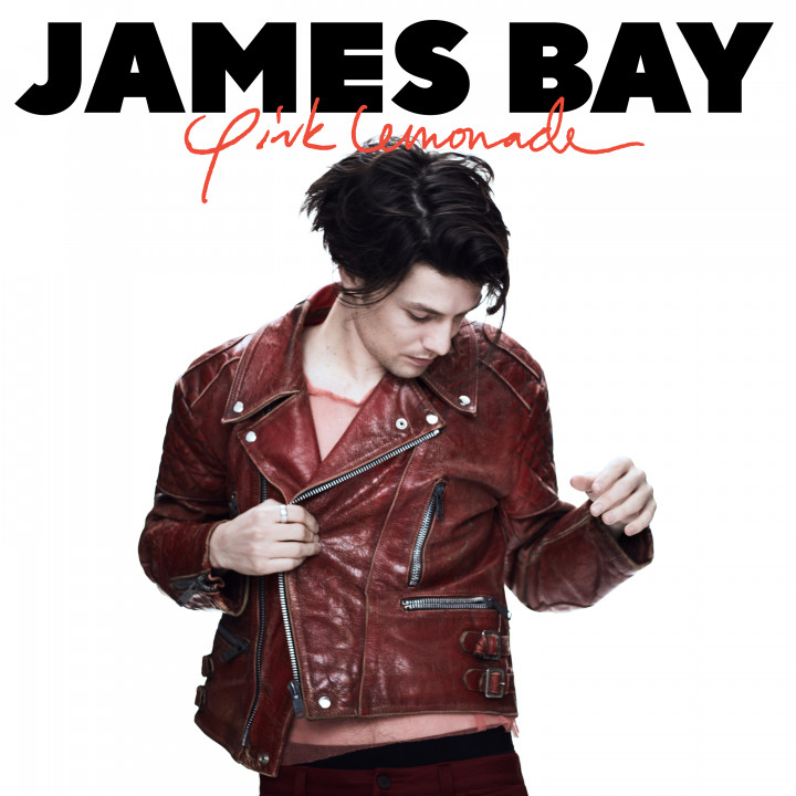 Pink Lemonade Cover - James Bay 2018