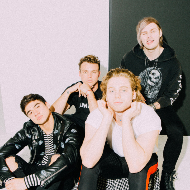 5 Seconds Of Summer 2018