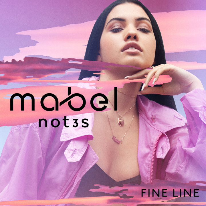 Mabel -Fine Line Cover