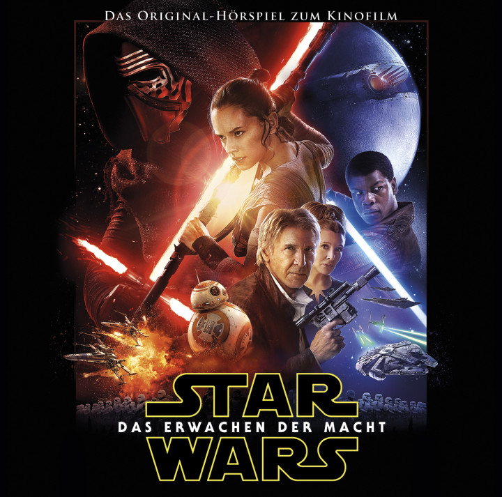 Star Wars Hörspiel Cover