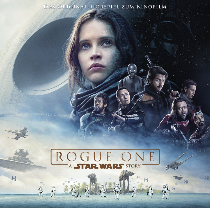Rogue One Hörspiel Cover
