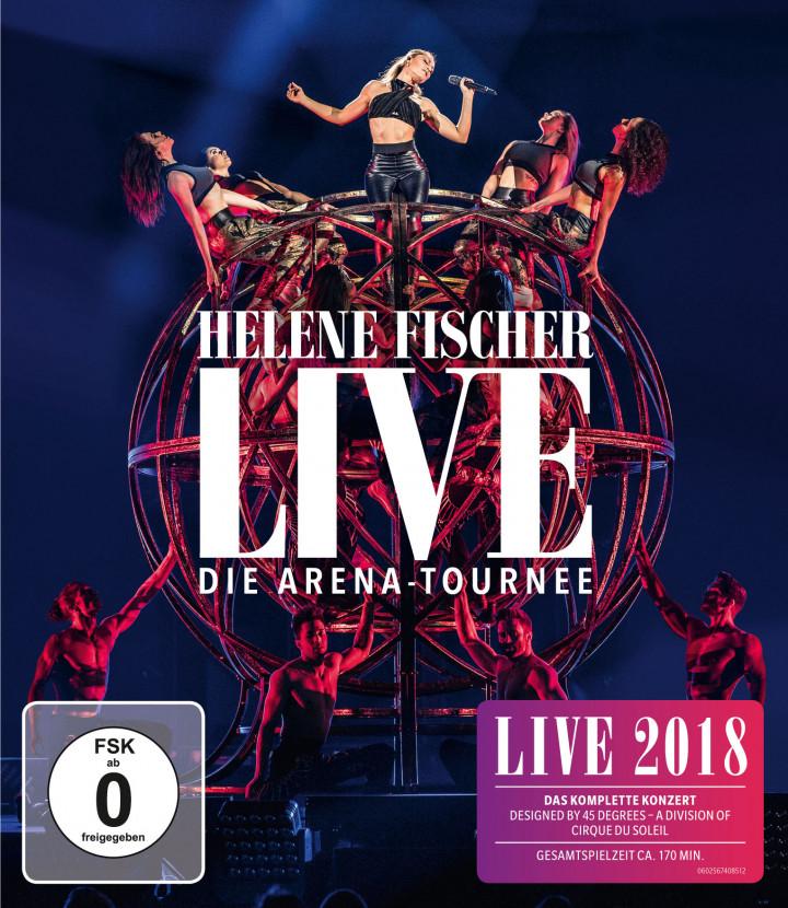 Helene Fischer Live- Die Arena Tournee Blu-Ray