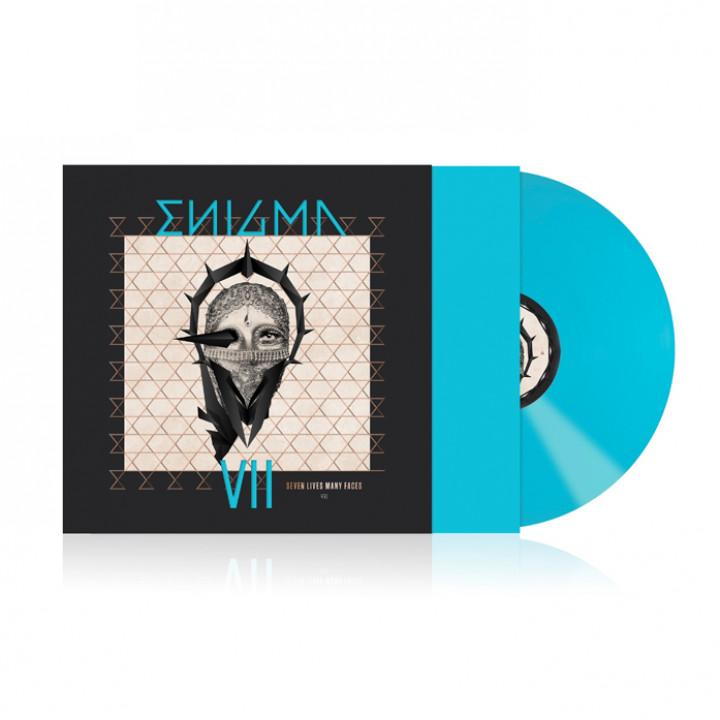 Seven Lives Many Faces Light Blue Vinyl Edition