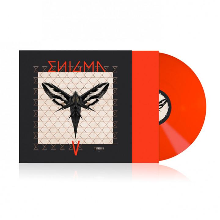 Voyager (Neon Orange Vinyl Edition)