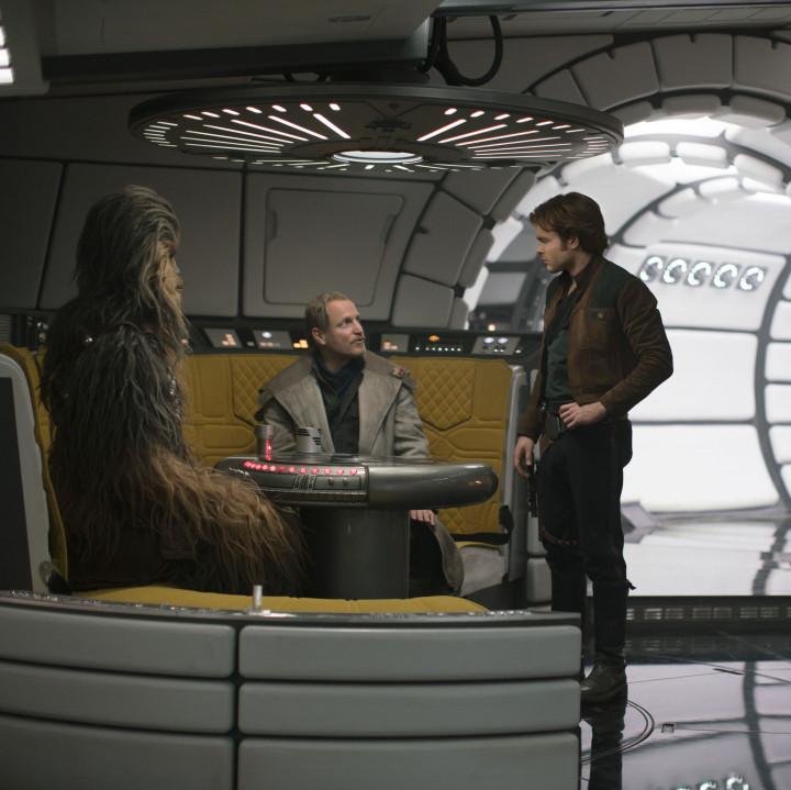 SOLO: A Star Wars Story Filmausschnitt
