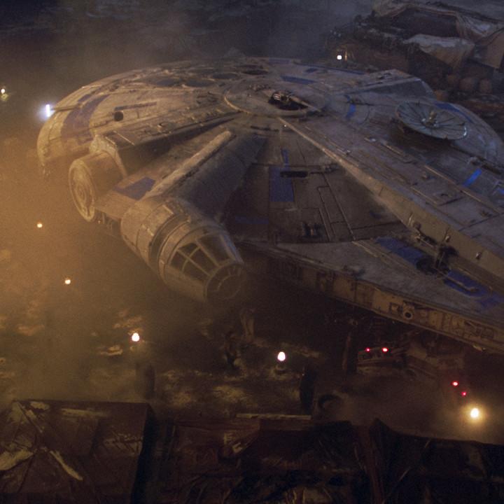 SOLO: A Star Wars Story Filmausschnitt 6