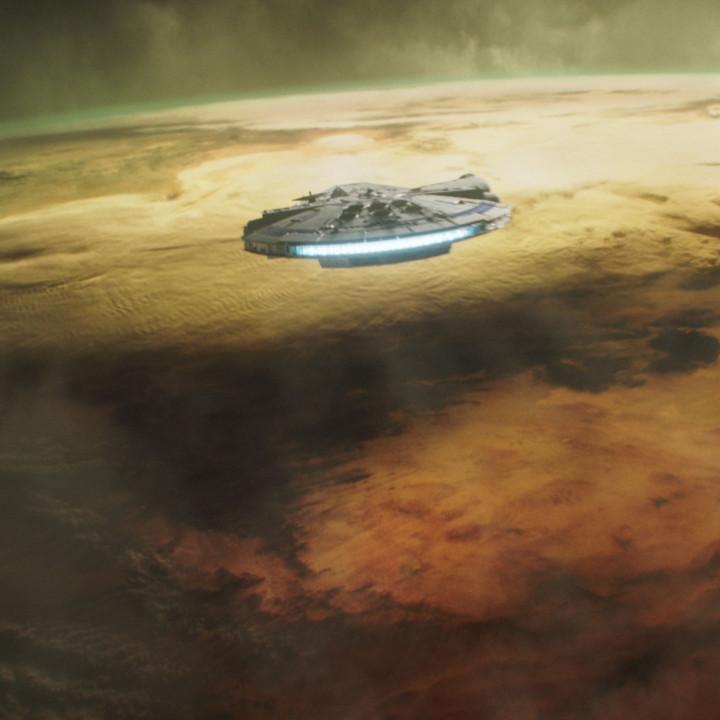 SOLO: A Star Wars Story Filmausschnitt 9