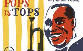 Louis Armstrong, Superstar in Bestform - Verve-Box versammelt Satchmos Sternstunden