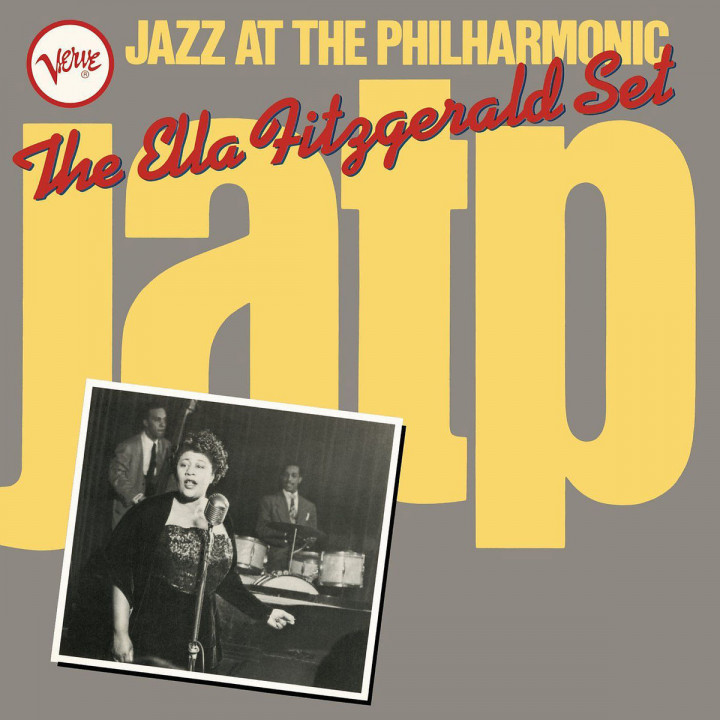 Jazz At The Philharmonic: The Ella Fitzgerald Set