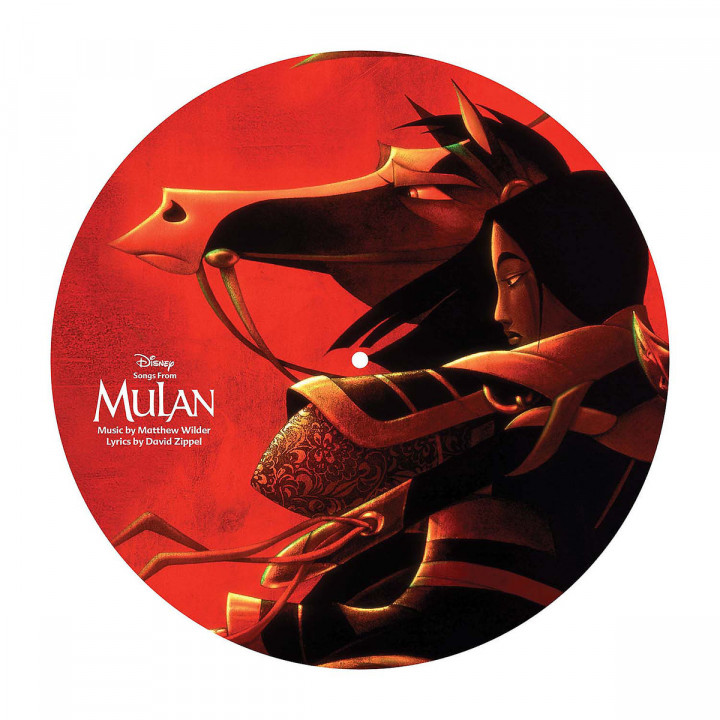Songs From Mulan (Picture Disc)