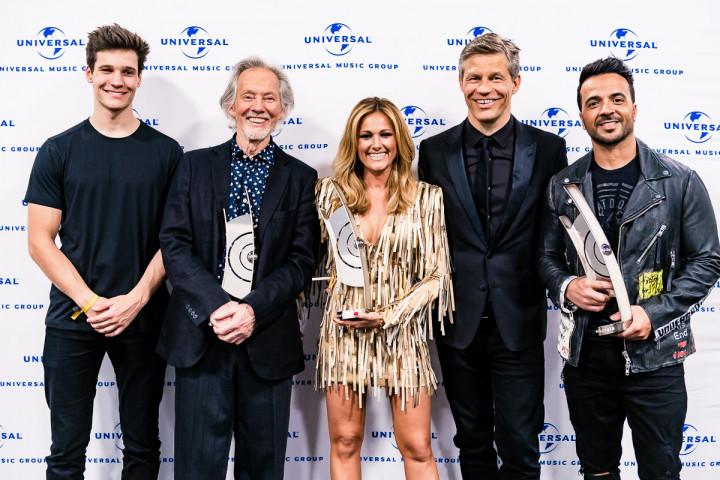 ECHO 2018: Großer Erfolg für UNIVERSAL MUSIC Künstler