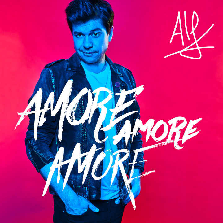 ALF AMORE AMORE Cover